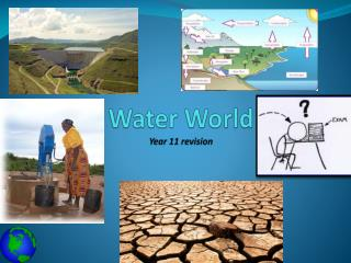 Water World Year 11 revision