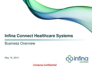 Infina Connect Healthcare Systems