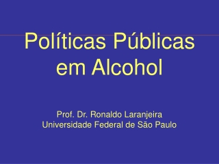 prevention of  alcohol problems