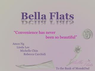 Bella Flats
