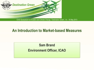 An Introduction to Market-based Measures