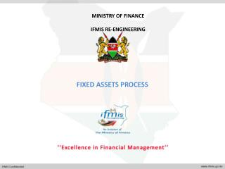 FIXED ASSETS process