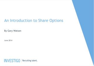 An Introduction to Share Options