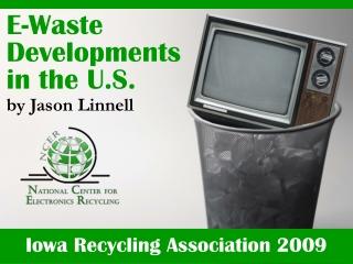 Iowa Recycling Association 2009