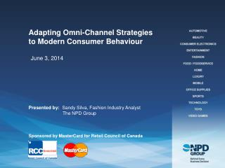 Adapting  Omni-Channel  Strategies to Modern Consumer  Behaviour