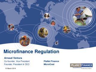 microfinance regulation