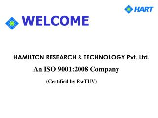 HAMILTON RESEARCH & TECHNOLOGY Pvt. Ltd.