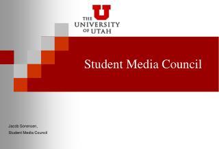 Student Media Council