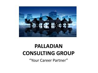 PALLADIAN CONSULTING GROUP