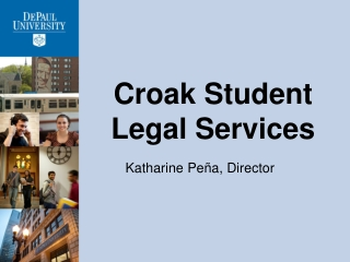 Croak Student Legal Services