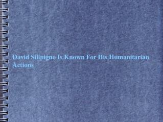 David Silipigno Saratoga Springs