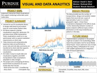 VISUAL AND DATA ANALYTICS