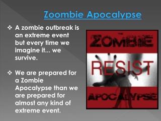 Zoombie Apocalypse