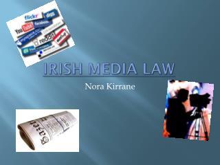 Irish Media Law