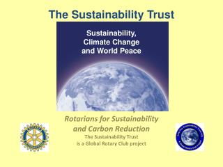 The Sustainability Trust