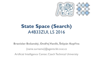State  Space  (Search)