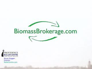 A Brokerage?