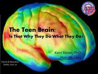 Kerri Nolan, PhD Nov. 16, 2011