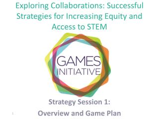 Exploring Collaborations: Successful Strategies for Increasing Equity and Access to STEM