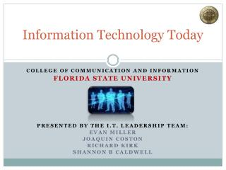 Information Technology Today