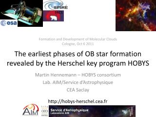 The earliest phases of OB star formation revealed by the Herschel key program HOBYS