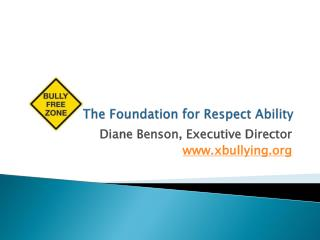 The Foundation for Respect Ability