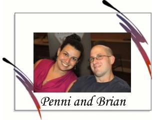 Penni and Brian