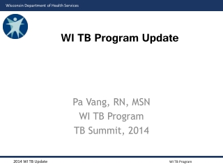 WI TB Program Update