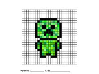Perimeter___________Area ________________