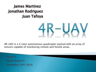 4R-UAV