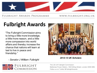 Fulbright  Awards