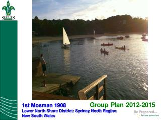 Group Plan 2012-2015