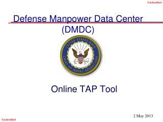 Online TAP Tool