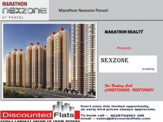 Marathon NexZone Panvel Mumbai by Marathon Realty