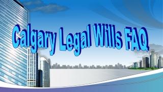 Calgary Legal Wills FAQ - What is a codicil?