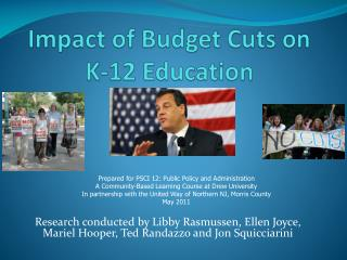 Impact of Budget Cuts on K-12 Education