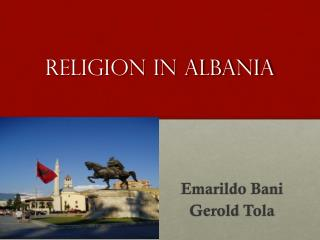 Religion In Albania