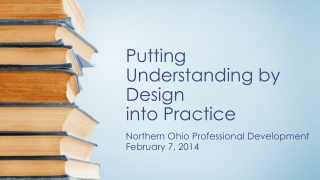 Putting Understanding by Design  into Practice