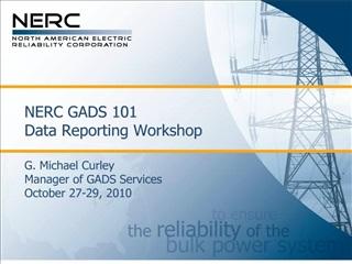nerc gads 101 data reporting workshop