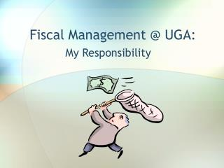 fiscal management  uga: