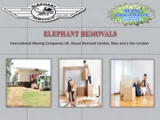 Relocate Safely By Only International Moving Companies Uk