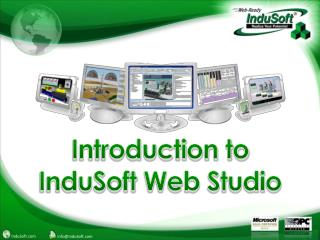 Introduction to InduSoft  Web Studio