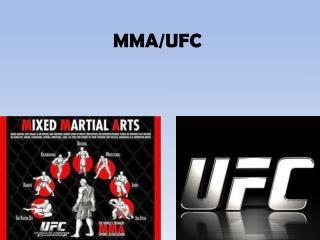 MMA/UFC