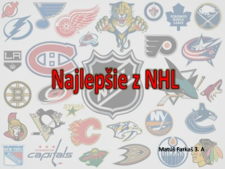 Najlep�ie z NHL