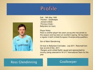 Ross Glendinning