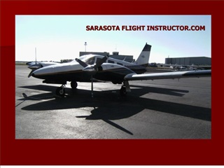 sarasota flight instructor
