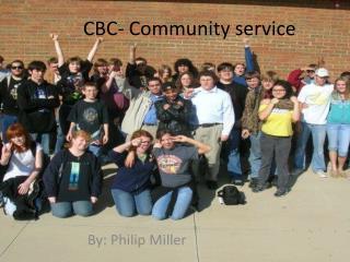 CBC- Community service