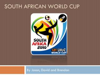 South African  World Cup