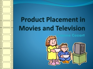 Product Placement in Movies and Television