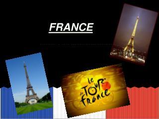 F FRANCE RANCE